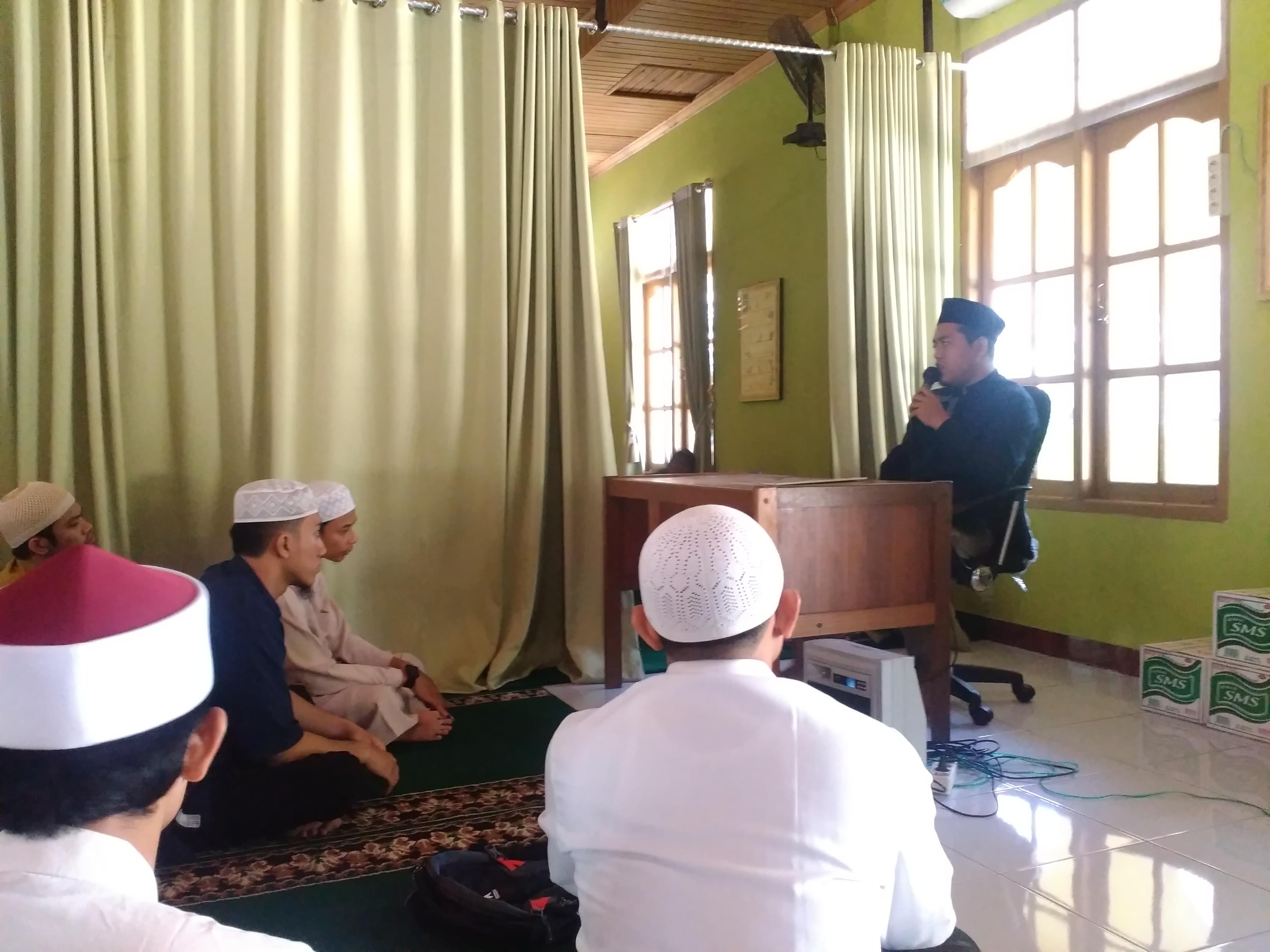 Pembukaan Daarul Haq KAFPekanbaru Padang